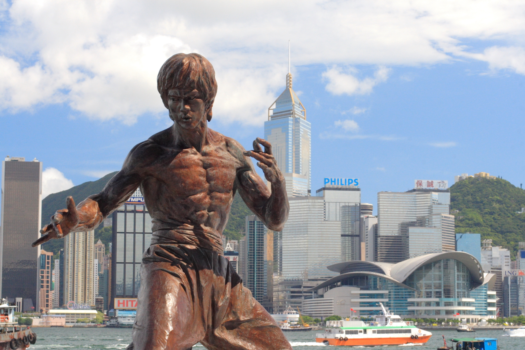 Visit the Bruce Lee: Kung Fu, Art, Life exhibition in Hong Kong