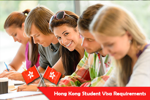 HongKong-Student-Visa-Requirements